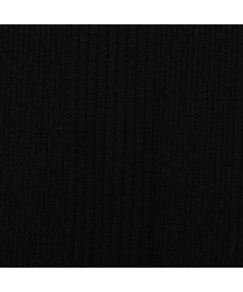 PISANO / ピサーノ タンクトップ | ペルーコットンランダムリブタンクトップ | 詳細8