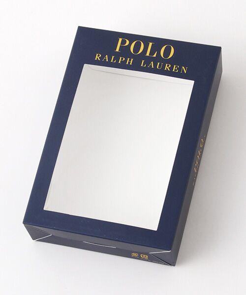 POLO RALPH LAUREN UNDERWEAR SLEEPWEAR / ポロ ラルフ ローレン アンダーウェア スリープウェア ボクサーパンツ・ブリーフ | ボクサーパンツ | 詳細3