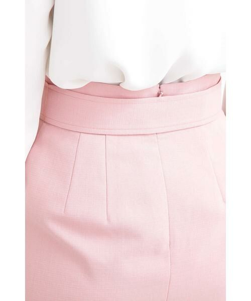 PROPORTION BODY DRESSING / プロポーションボディドレッシング  スカート | プテラノブッチャーパール付きタイトスカート | 詳細9