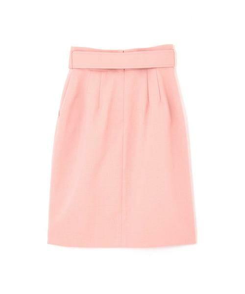 PROPORTION BODY DRESSING / プロポーションボディドレッシング  スカート | プテラノブッチャーパール付きタイトスカート | 詳細10