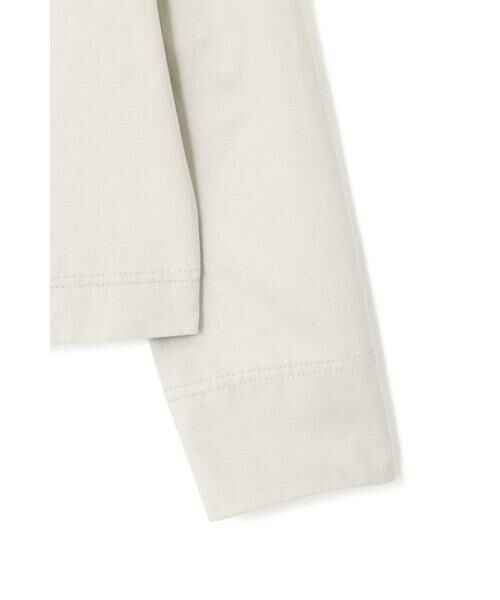 PROPORTION BODY DRESSING / プロポーションボディドレッシング  テーラードジャケット | 《EDIT COLOGNE》オフカラーミリタリージャケット | 詳細5