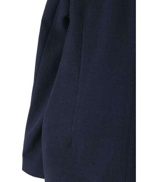 PROPORTION BODY DRESSING / プロポーションボディドレッシング  テーラードジャケット | ◆《EDIT COLOGNE》貝調ダブルボタンジャケット | 詳細8