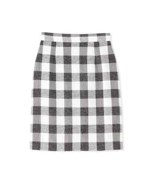 PROPORTION BODY DRESSING / プロポーションボディドレッシング  スカート | ギンガムチェックリボンタイトスカート | 詳細1
