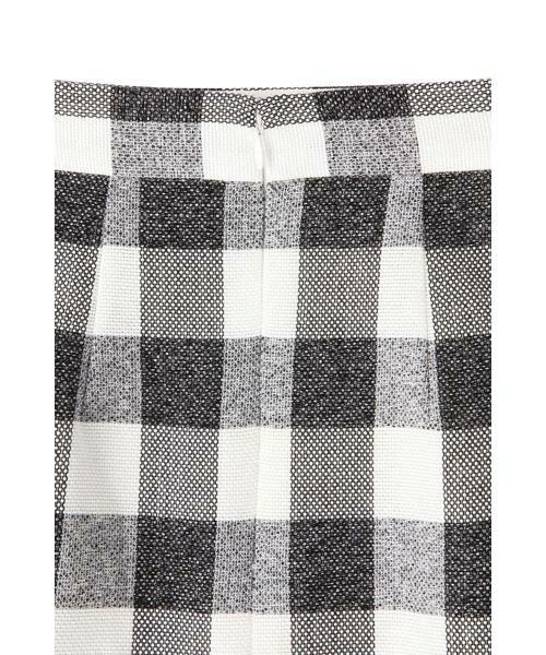 PROPORTION BODY DRESSING / プロポーションボディドレッシング  スカート | ギンガムチェックリボンタイトスカート | 詳細13