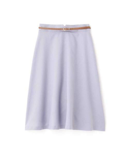 PROPORTION BODY DRESSING / プロポーションボディドレッシング  スカート | ベルト付きフレアスカート | 詳細1