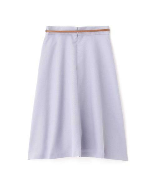 PROPORTION BODY DRESSING / プロポーションボディドレッシング  スカート | ベルト付きフレアスカート | 詳細4