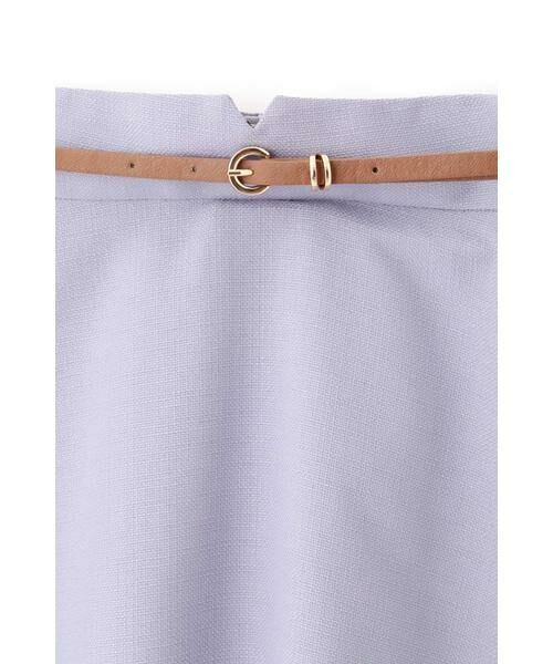 PROPORTION BODY DRESSING / プロポーションボディドレッシング  スカート | ベルト付きフレアスカート | 詳細5