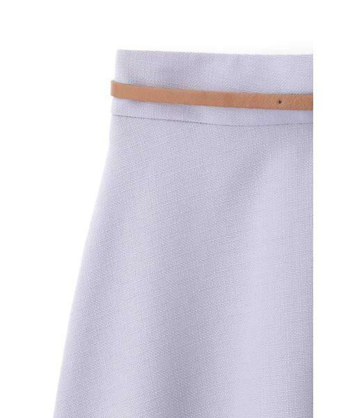 PROPORTION BODY DRESSING / プロポーションボディドレッシング  スカート | ベルト付きフレアスカート | 詳細6