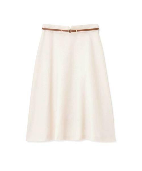 PROPORTION BODY DRESSING / プロポーションボディドレッシング  スカート | ベルト付きフレアスカート | 詳細16
