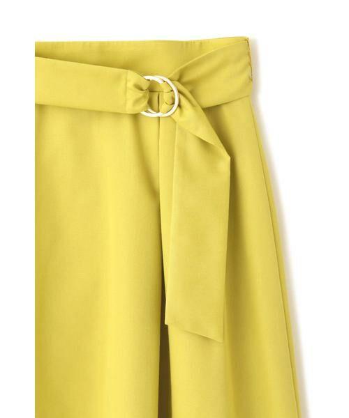 PROPORTION BODY DRESSING / プロポーションボディドレッシング  スカート   ◆リングベルトフレアスカート   詳細6