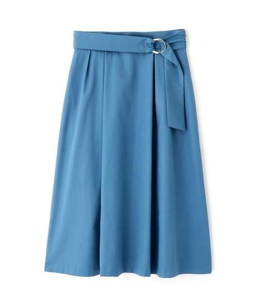 PROPORTION BODY DRESSING / プロポーションボディドレッシング  スカート   ◆リングベルトフレアスカート   詳細19