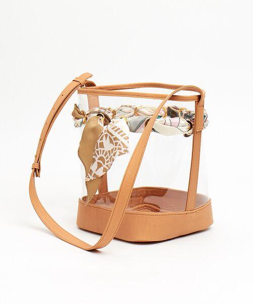 qualite / カリテ ショルダーバッグ | 【manipuri】 PVC Bag | 詳細2
