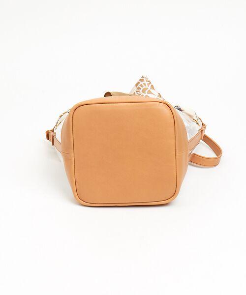 qualite / カリテ ショルダーバッグ | 【manipuri】 PVC Bag | 詳細5
