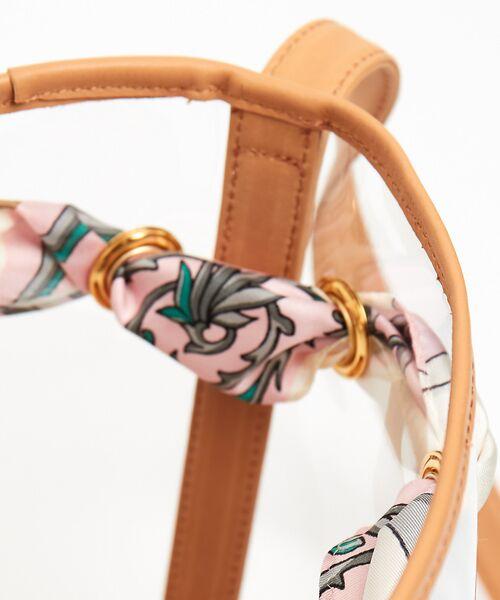 qualite / カリテ ショルダーバッグ | 【manipuri】 PVC Bag | 詳細8