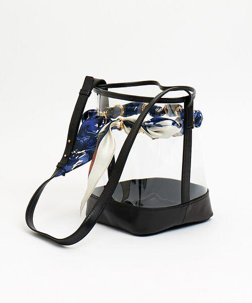 qualite / カリテ ショルダーバッグ | 【manipuri】 PVC Bag | 詳細12