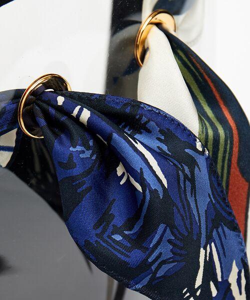 qualite / カリテ ショルダーバッグ | 【manipuri】 PVC Bag | 詳細13