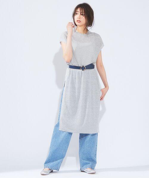 qualite / カリテ ベルト・サスペンダー   2WAYリングベルト   詳細7