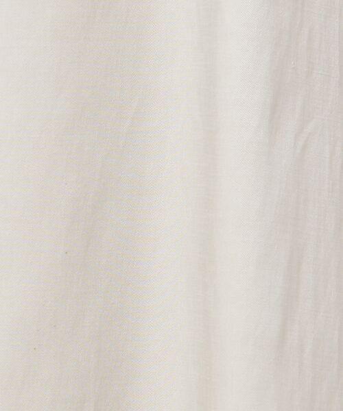qualite / カリテ パンツ | サテンストレッチワイドパンツ | 詳細8