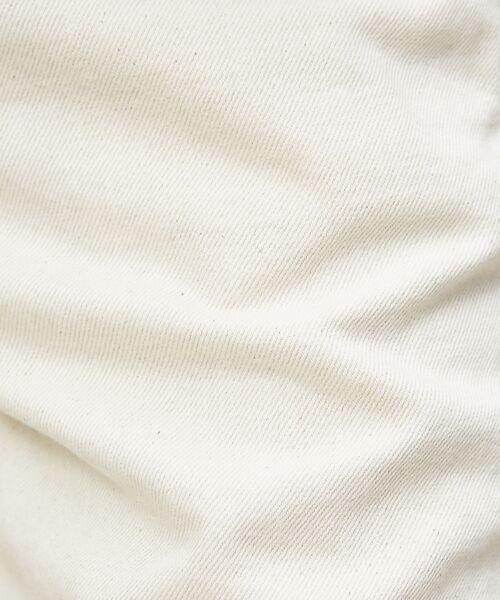 qualite / カリテ デニムパンツ | 【アイボリー再入荷】e×qualiteストレートワイドデニム2019 | 詳細3