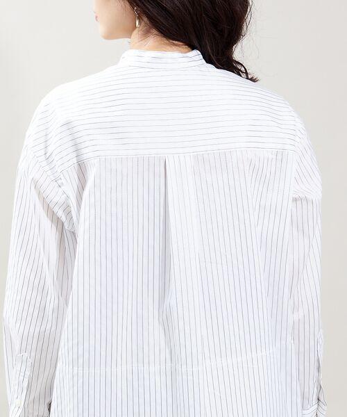 qualite / カリテ ワンピース   レイヤードシャツワンピース   詳細7