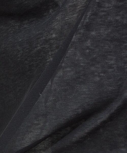qualite / カリテ カーディガン・ボレロ | ドライフライスショートカーディガン | 詳細8