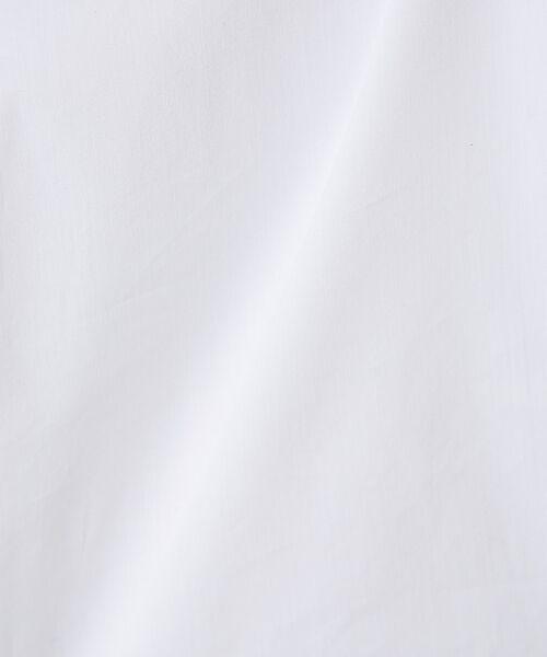 qualite / カリテ シャツ・ブラウス | タイプライタークルーブラウス【予約】 | 詳細8