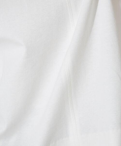 qualite / カリテ Tシャツ | リボン切り替え2WAYカットソー【予約】 | 詳細1