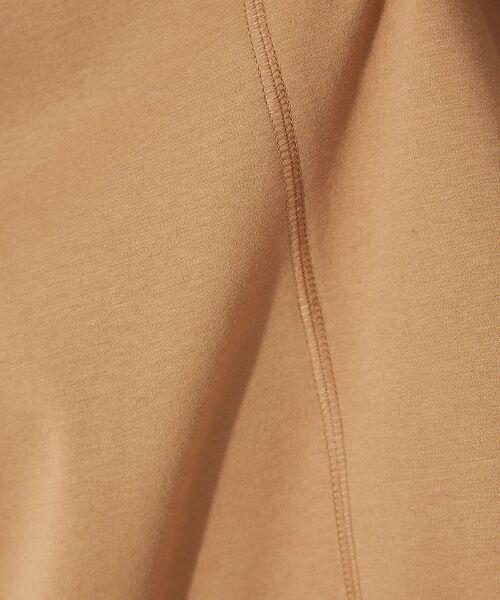 qualite / カリテ Tシャツ | リボン切り替え2WAYカットソー【予約】 | 詳細17