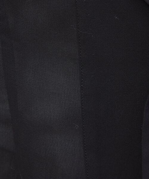 qualite / カリテ テーラードジャケット | オーガンジーシャツジャケット | 詳細10