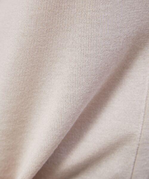 qualite / カリテ ニット・セーター | 【定番アイテム】【アンサンブルOK】ハイゲーシネックニット | 詳細6