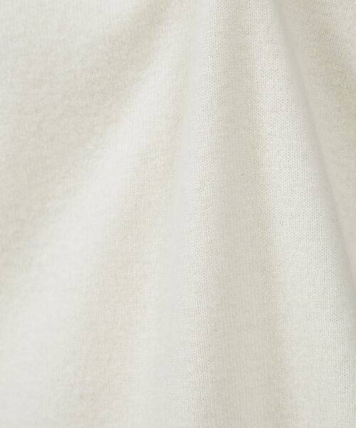 qualite / カリテ ニット・セーター | ウールロングニット【予約】 | 詳細6