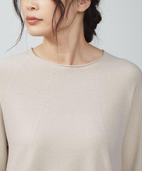 qualite / カリテ ニット・セーター | ウールロングニット【予約】 | 詳細10