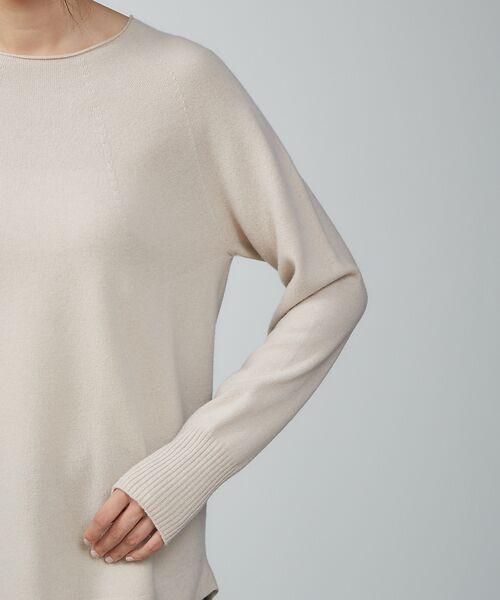 qualite / カリテ ニット・セーター | ウールロングニット【予約】 | 詳細11