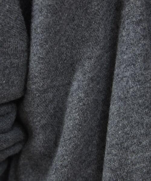 qualite / カリテ ニット・セーター | ウールロングニット【予約】 | 詳細24