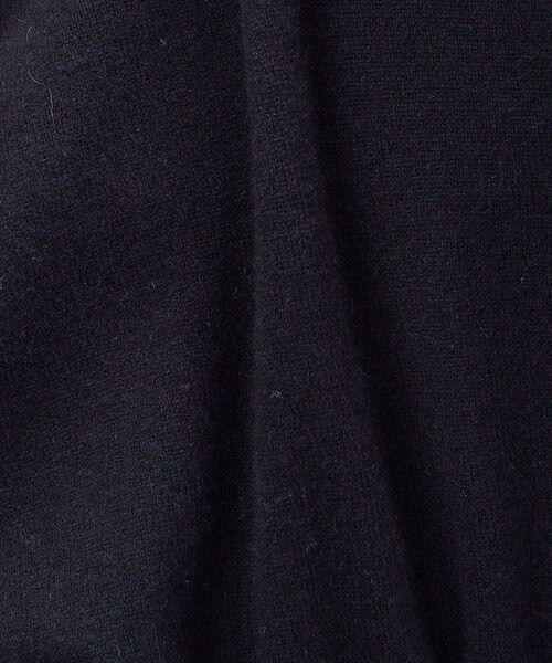 qualite / カリテ ニット・セーター | カシミヤクルーネックニットプルオーバー【予約】 | 詳細22
