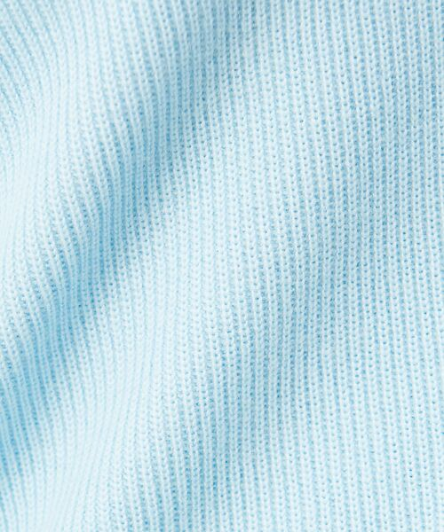 qualite / カリテ ニット・セーター | 【定番】片畔Vネックプルオーバー | 詳細19