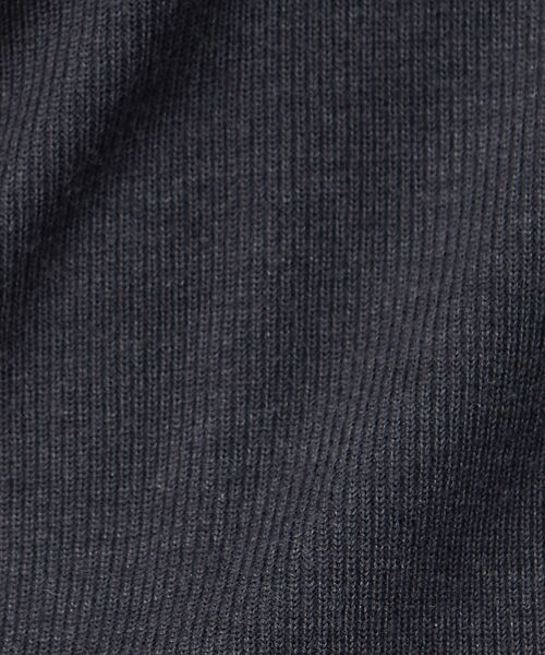 qualite / カリテ ニット・セーター | 【定番】片畔Vネックプルオーバー | 詳細26