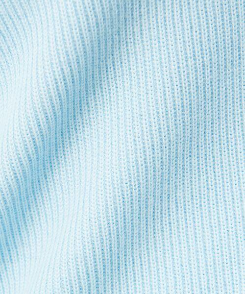 qualite / カリテ ニット・セーター | 【定番】片畔クルーネックプルオーバー | 詳細3