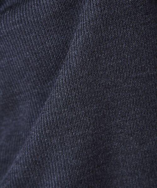 qualite / カリテ ニット・セーター | 【定番】片畔クルーネックプルオーバー | 詳細15