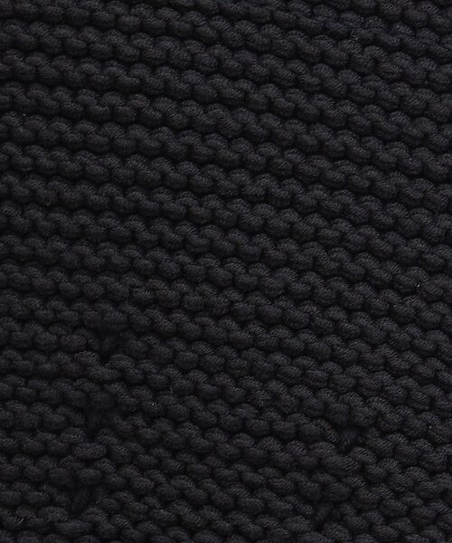 qualite / カリテ ニット・セーター | バルキーコットンニットプルオーバー | 詳細15