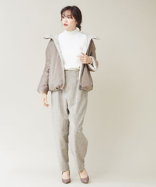 qualite / カリテ ニット・セーター | フリンジスリーブニットプルオーバー | 詳細10