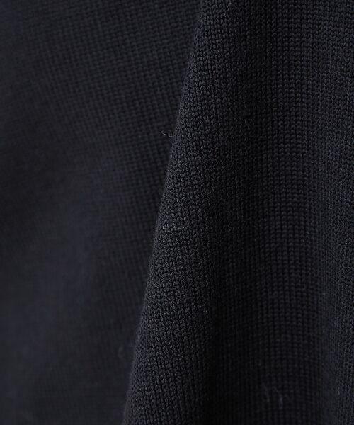 qualite / カリテ ニット・セーター | フリンジスリーブニットプルオーバー | 詳細23