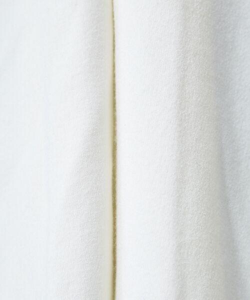 qualite / カリテ ニット・セーター | フロントタックニットプルオーバー【予約】 | 詳細4
