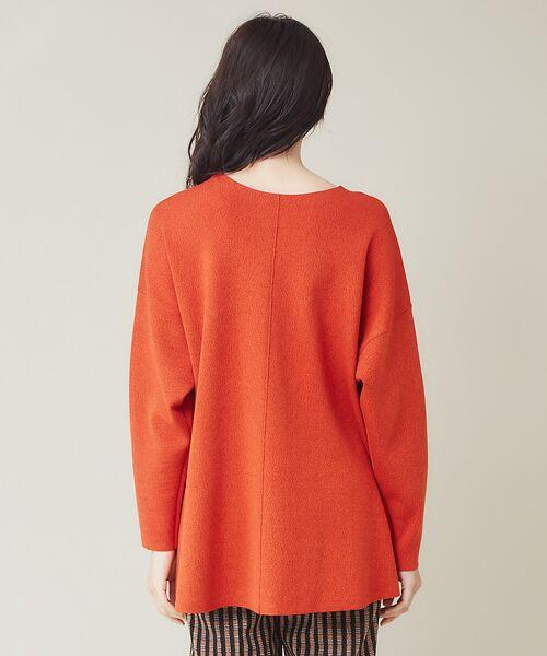 qualite / カリテ ニット・セーター | フロントタックニットプルオーバー | 詳細7