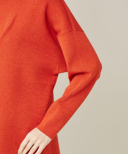 qualite / カリテ ニット・セーター | フロントタックニットプルオーバー【予約】 | 詳細9
