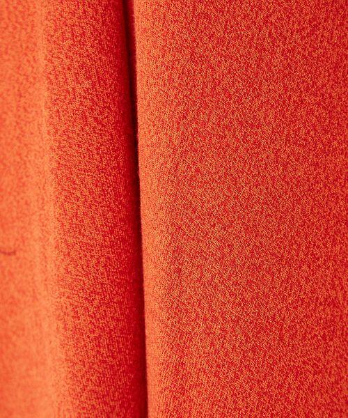 qualite / カリテ ニット・セーター | フロントタックニットプルオーバー【予約】 | 詳細11