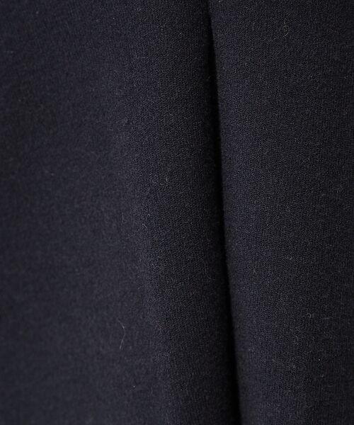 qualite / カリテ ニット・セーター | フロントタックニットプルオーバー【予約】 | 詳細18
