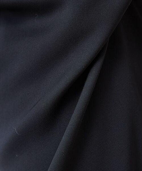 qualite / カリテ パンツ   【新色ベージュ入荷中】裏起毛フレアワイドパンツ   詳細15