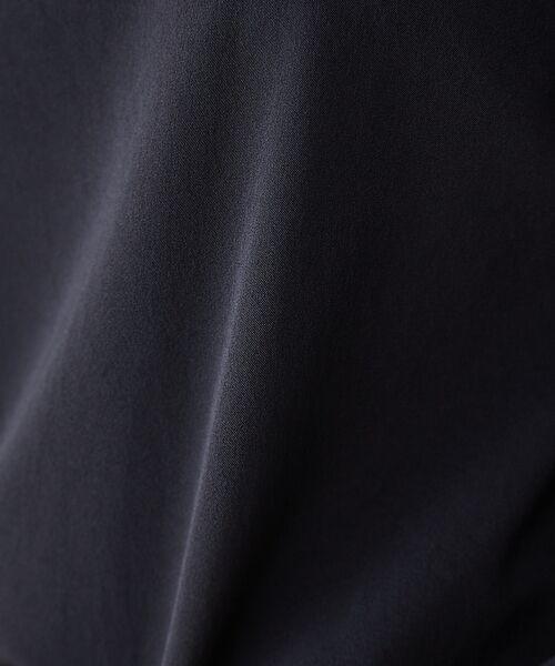 qualite / カリテ パンツ | ワンタック2WAYストレッチパンツ | 詳細10