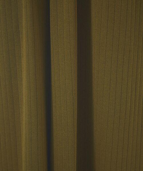 qualite / カリテ サロペット・オールインワン   【WEB限定】リネンコットンカットソーオールインワン   詳細2